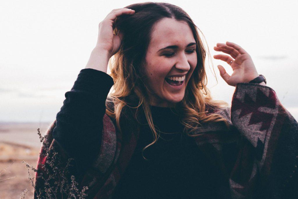 La risa y el entrenamiento personal
